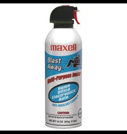 Maxwell Blast Away Air Duster 10oz