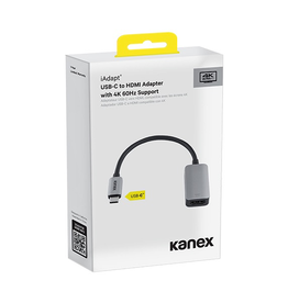 Kanex USB-C to HDMI adapter