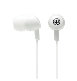 Wicked Audio Wicked Audio Brawl Earbuds - White Knuckle