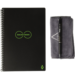 Rocketbook RocketBook Everlast Notebook Executive - Black