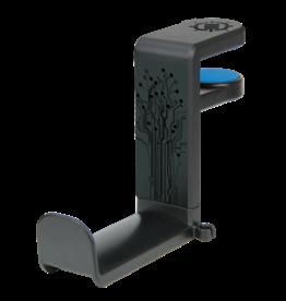 ENHANCE Enhance Clip-on Headset desk mount - Black