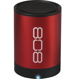 808 Audio 808 Audio Canz 2 BT Speaker - Red