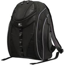 Mobile Edge MOBILE EDGE MEBPE22 16 PC/17 MacBook(R) Express 2.0 Backpack, Black/Silver