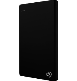 Seagate Backup Plus Slim 2TB - Black