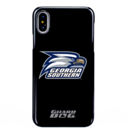 Logo Phone Case for iPhone X - Black