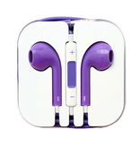 Xavier Purple Earbuds