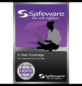 Safeware SafeWare 4YR UP TO $999 Purple