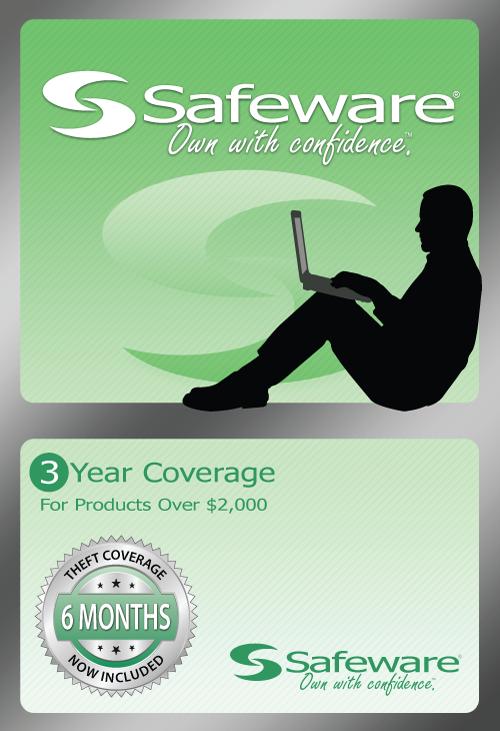 Safeware SafeWare 3YR OVER 2000 Light Green