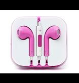 Xavier Pink Earbuds