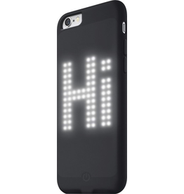 NORTH North LED Case for Apple iPhone 6/6s - Black