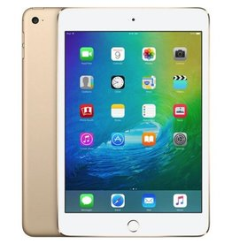 Apple MK9Q2LL/A iPad Mini 4 128GB - Gold