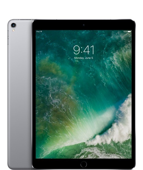 "Apple MPGH2LL/A iPad Pro 10.5"" 512GB - Space Gray"