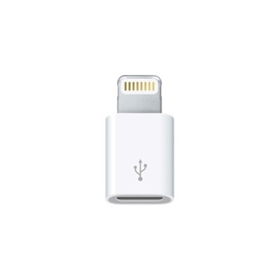 Apple MD820ZM/A Lightning to Micro USB Adapter