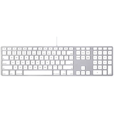 Apple MB110LL/B Apple Keyboard with Numeric Keypad