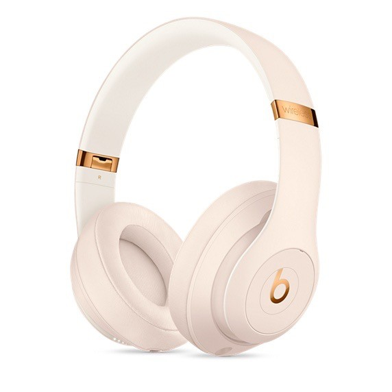 Apple MQUG2LL/A Beats Studio 3 Wireless - Porcelain Rose