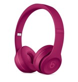 Apple MPXK2LL/A Beats Solo 3 Wireless - Brick Red