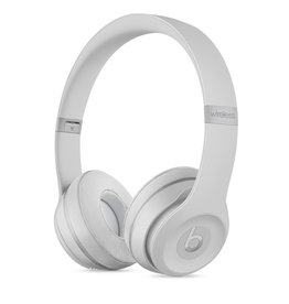 Apple MR3T2LL/A Beats Solo 3 Wireless - Matte Silver