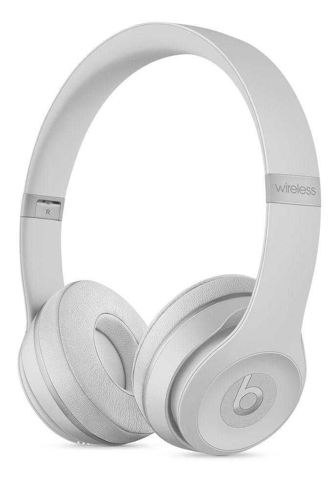Apple MR3T2LL/A Beats Solo 3 Wireless - Matte Silver