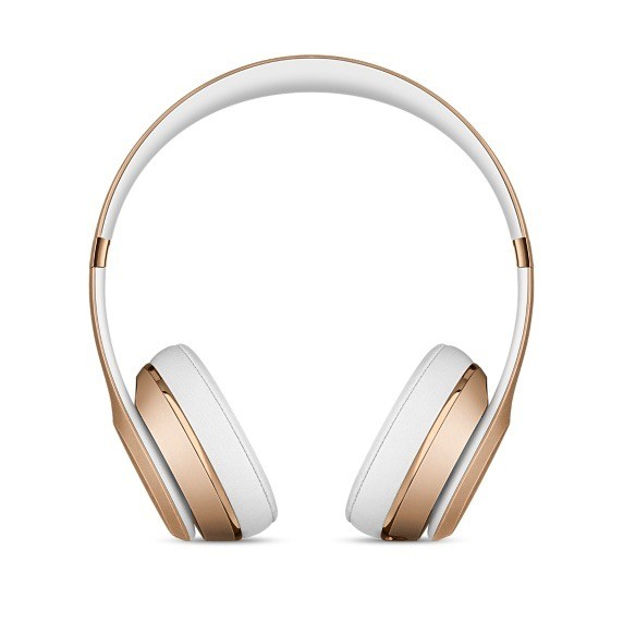 Apple MNER2LL/A Beats Solo 3 Wireless - Gold