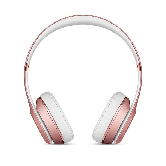 Apple MNET2LL/A Beats Solo 3 Wireless - Rose Gold