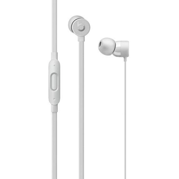 Apple MR2F2LL/A URBeats 3 Lightning - Matte Silver