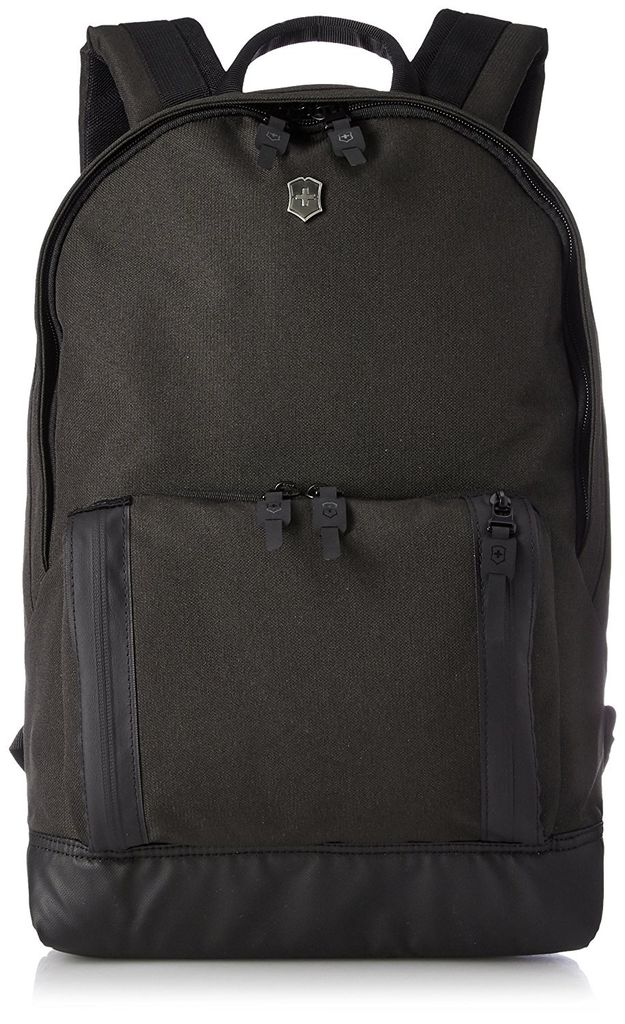 Swiss Army Altmont Classic Laptop Backpack Black