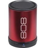 808 Audio 808 BT Speaker - Red