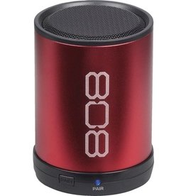 808 Audio 808 BT Speaker - Red