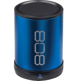 808 Audio 808 BT Speaker - Blue