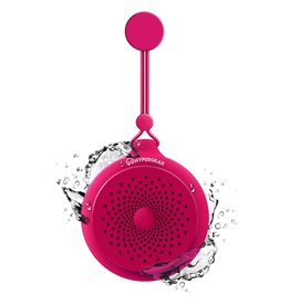 Hypergear Splash Water Resistant Wireless Speaker - Pink