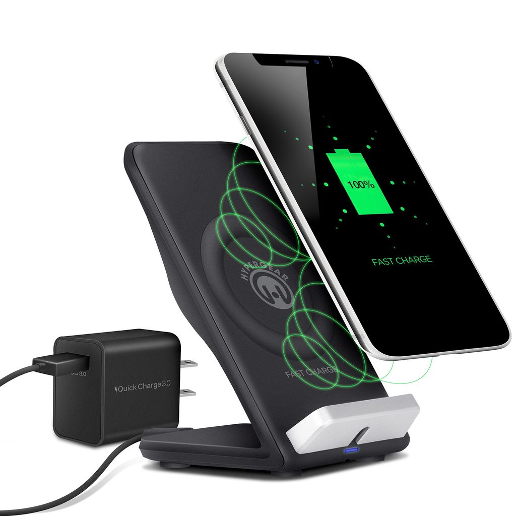 HyperGear Wireless Fast Charging Stand