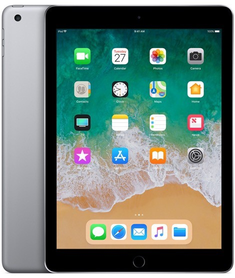 Apple MR7F2LL/A iPad (6th Gen) 32GB - Space Gray