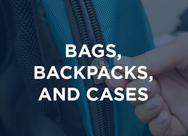Bags, Cases, & Sleeves