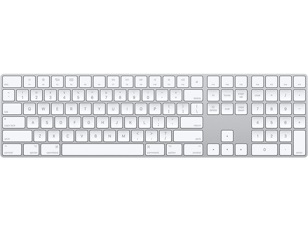 Apple MQ052LL/A Magic Keyboard w/ Numeric Keypad