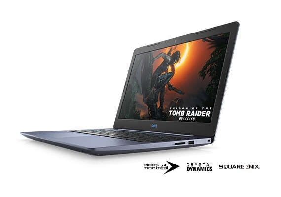 Dell Dell G3 15 (3579) i7/16GB/1TB+256HB SSD (NVIDIA 4GB)