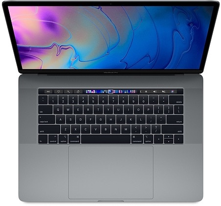 "Apple MR942LL/A 15.4"" MacBook Pro i7/2.6GHz/16GB/512GB SSD (Radeon Pro 560X 4GB)"