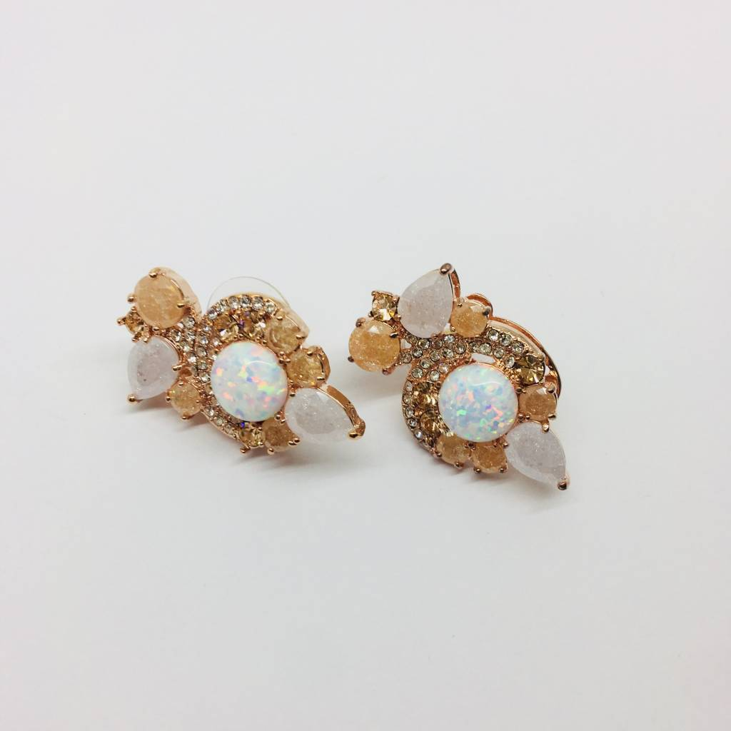 Mignonne Gavigan Gaby Intricate Earrings