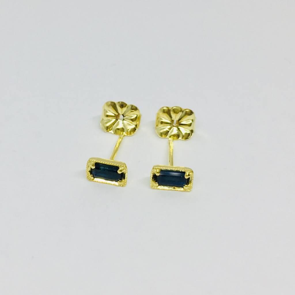Ila Blue Shire Earring Studs