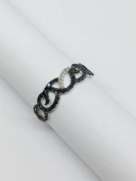 United Gemco Intricate Diamond Ring