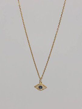 Tai Mini Evil Eye Necklace