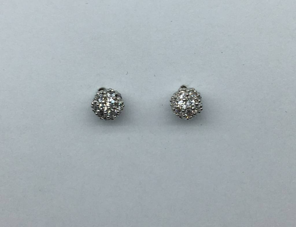Tai Mini Ball Earrings