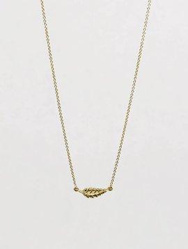 Jennifer Meyer Jennifer Meyer Leaf Necklace