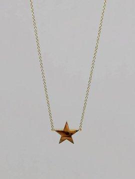 Jennifer Meyer Jennifer Meyer Single Star Necklace