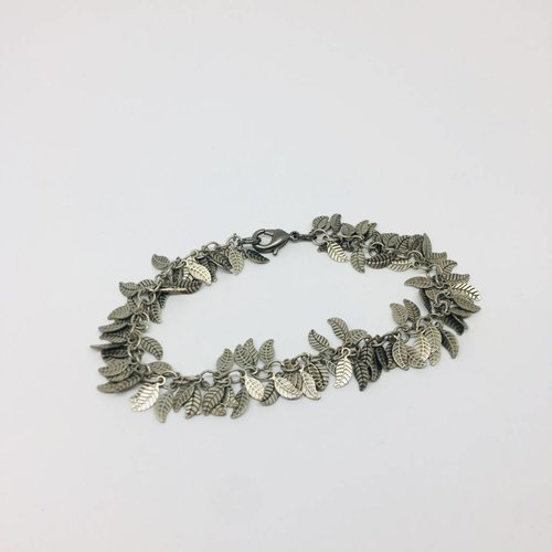 Kat Designs Falling Leaves Bracelet