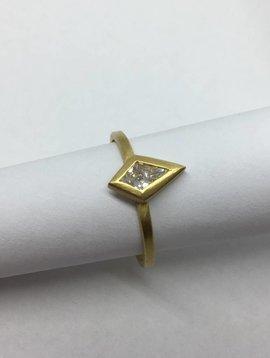 Rosedale Diamond Kite Ring