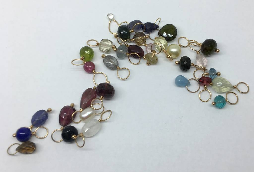 Heather Moore Gemstone Charms