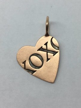 "Heather Moore ""XOXO"" Charm"