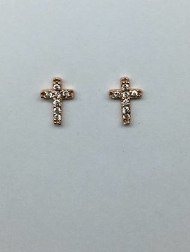 Tai Cross Earring