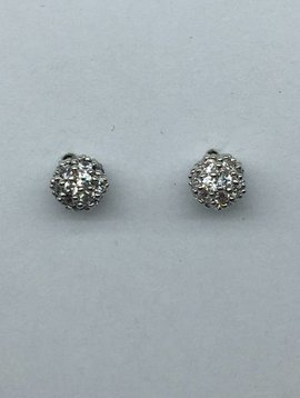 Tai Mini Ball Earrings