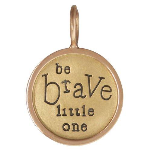 "Heather B. Moore Online ""Brave"" Charm"